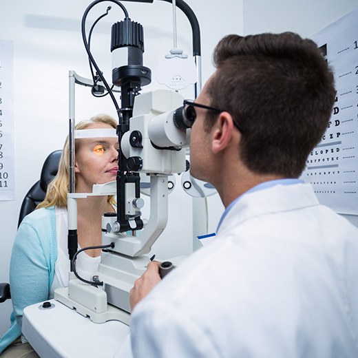 Verschil optometrist en opticien